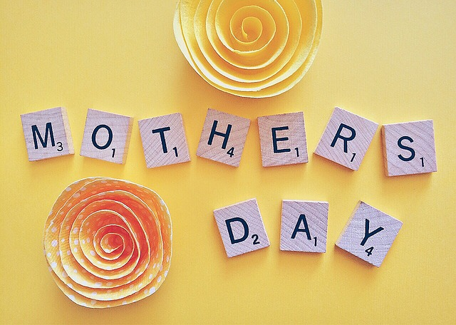 Mother's Day letters