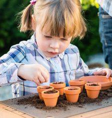 Fun Gardening Ideas For Children