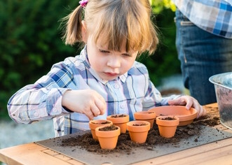 Fun Gardening Ideas For Children