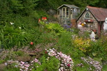 Britain's most beautiful garden